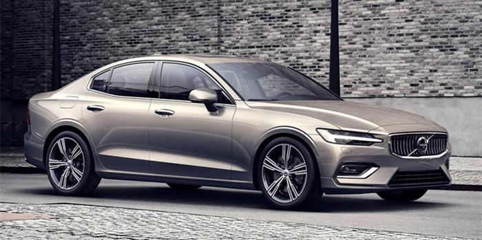 搭燃油和插混动力 沃尔沃全新S60官图公布