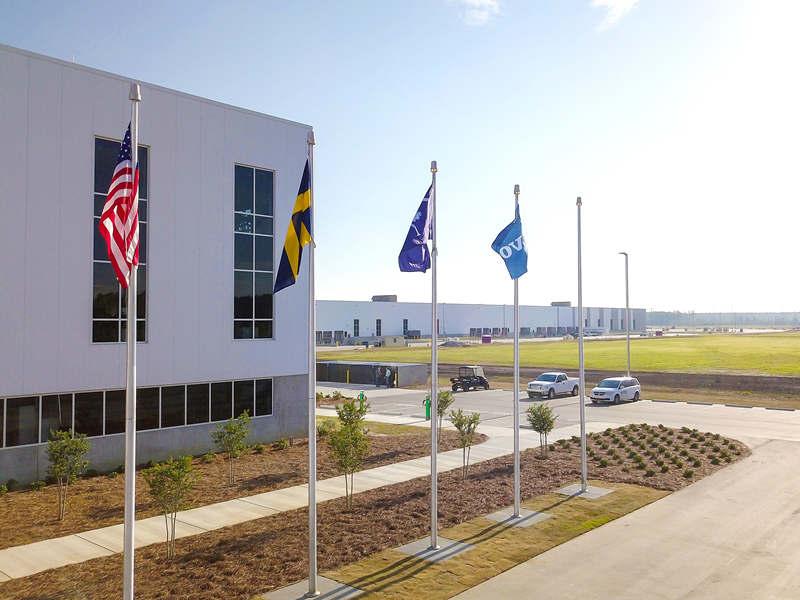 沃尔沃首个美国工厂落成 将生产全新S60
