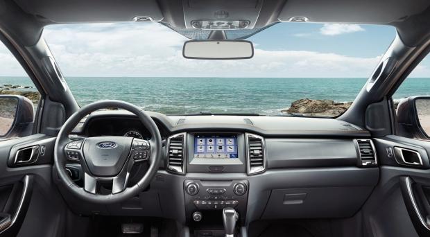 福特Ranger皮卡国内上市 售价30.58万元