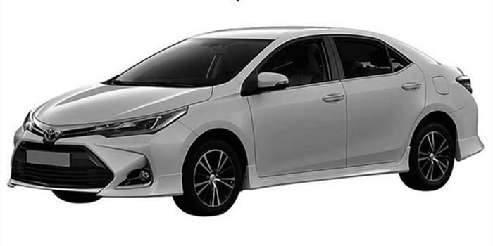 广汽丰田将推新雷凌 预计年内开售