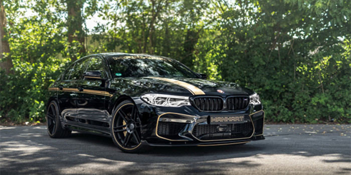 2019 Manhart Racing MH5 700 (BMW M5) ​​​​
