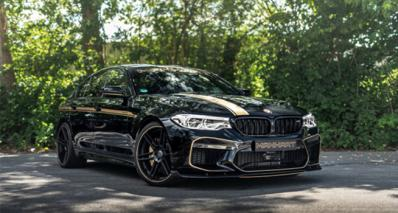2019 Manhart Racing MH5 700 (BMW M5) 