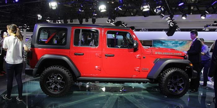全新一代Jeep牧马人内饰曝光 预计7月底上市