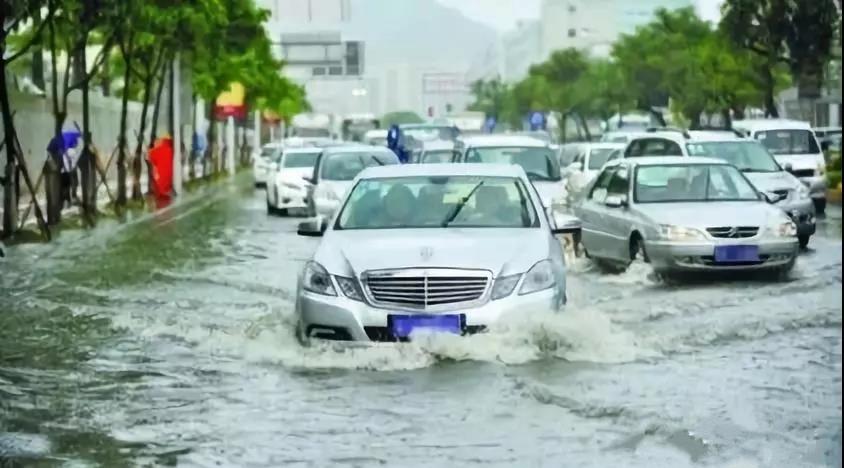 一分钟解决用车问题 雨季用车指南