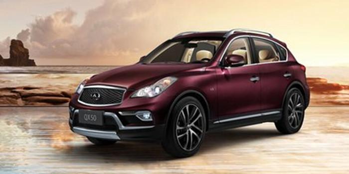 MKX还是QX50 50万元豪华SUV跨级之战
