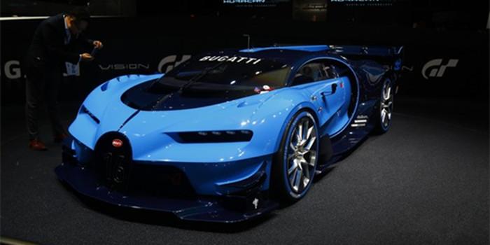 布加迪将推出Divo新型跑车 8月24日首发