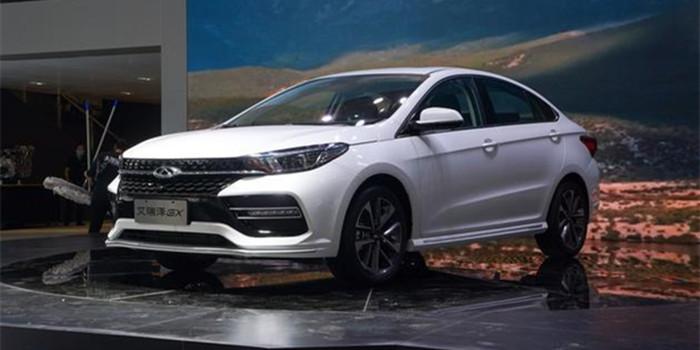 家用级轿车新秀 艾瑞泽GX将于10月正式上市