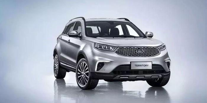 福特推全新入门级SUV Territory 明年初上市