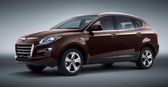 纳智捷大7 SUV宣布停产 销量定格73302辆