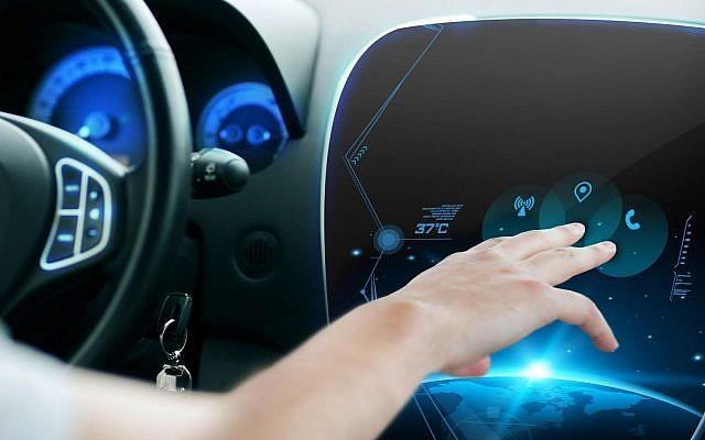以色列初创公司研发手势控制技术 减少驾驶员分心