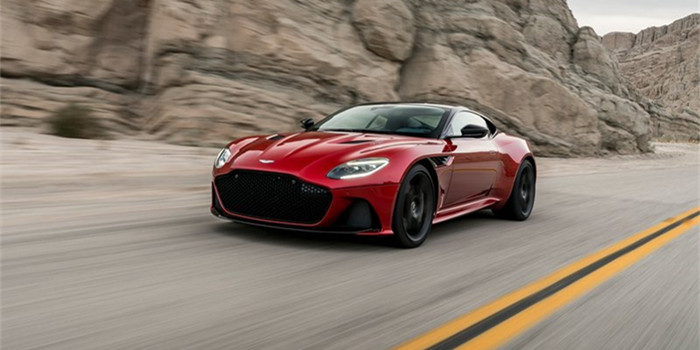 Aston Martin DBS Superleggera (2019)