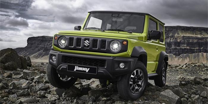 Suzuki Jimny (2019)