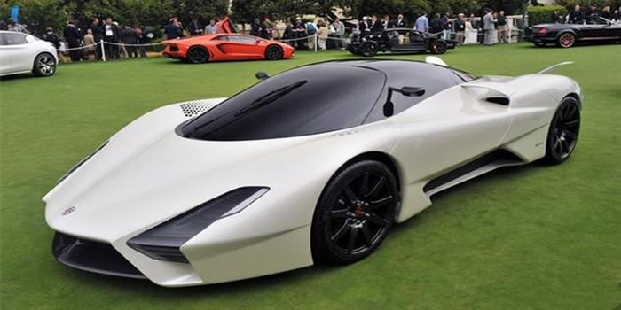 SSC Tuatara量产版将现身2018圆石滩车展