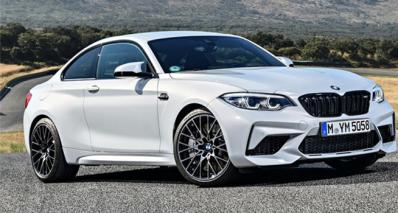BMW M2 Competition (2019)