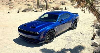 Dodge Challenger SRT Hellcat (2019)