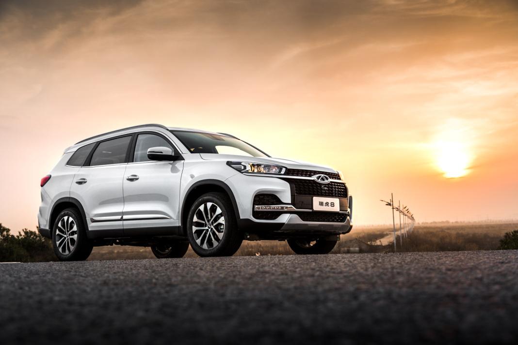 7月奇瑞集团汽车销售55880辆 同比增长26.5%