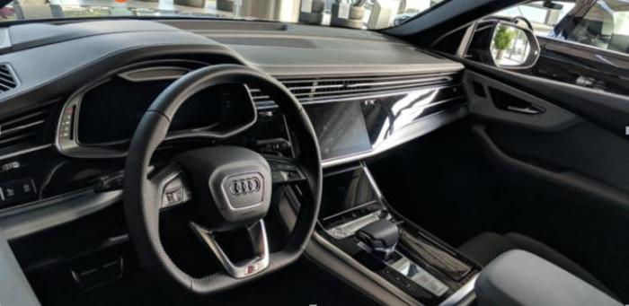 奥迪Q8为五座版SUV 最高车速245公里/小时
