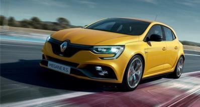 Renault Megane RS Trophy (2019)