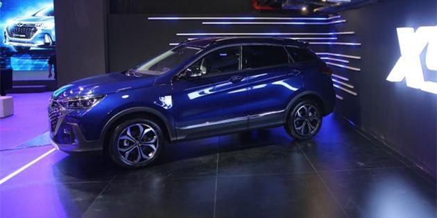 全新一代绅宝X55将9月上市 打造2.0时代首款SUV