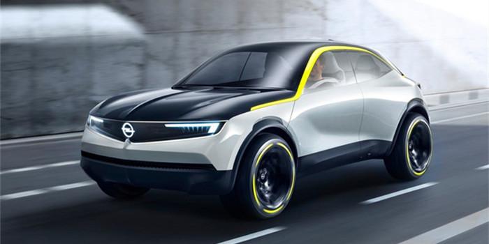 Opel GT X Experimental Concept (2018)