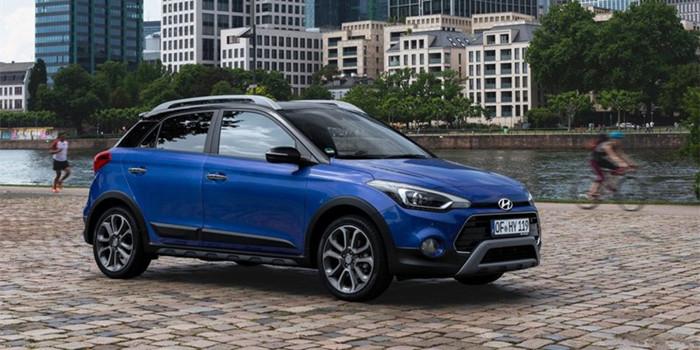 Hyundai i20 Active (2019)