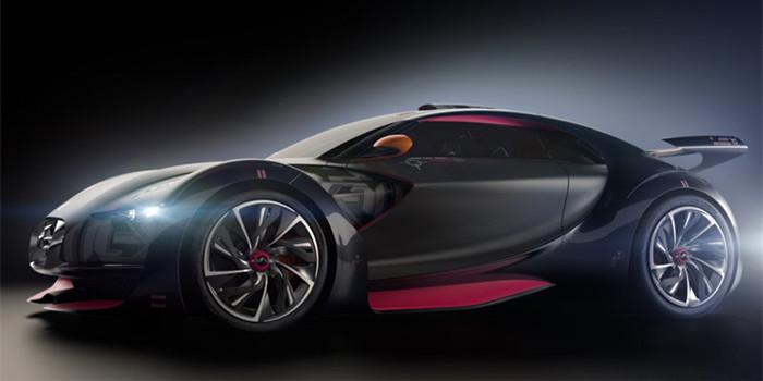 Citroen Survolt Concept (2010)