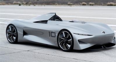 Infiniti Prototype 10 Concept (2018)