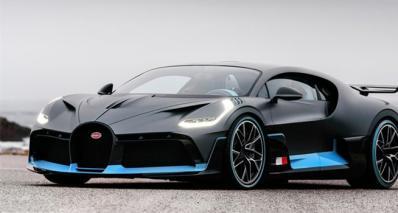 Bugatti Divo (2019)