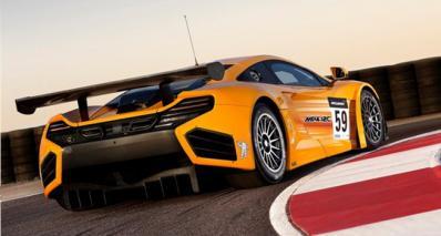 McLaren MP4-12C GT3 (2011)