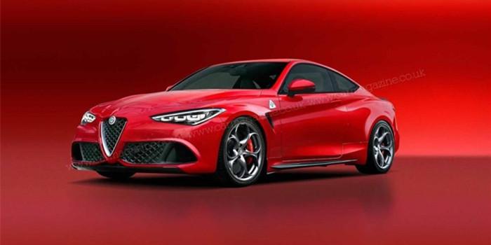 阿尔法·罗密欧推GTV和SPIDER 最大功率为600马力