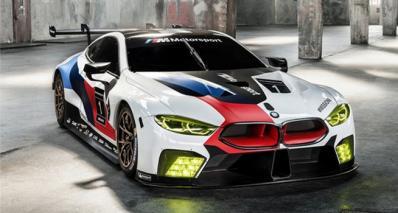BMW M8 GTE Racecar (2018)