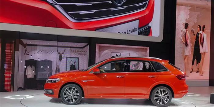 全新一代朗逸两厢13.39万元起售 途观L PHEV预售