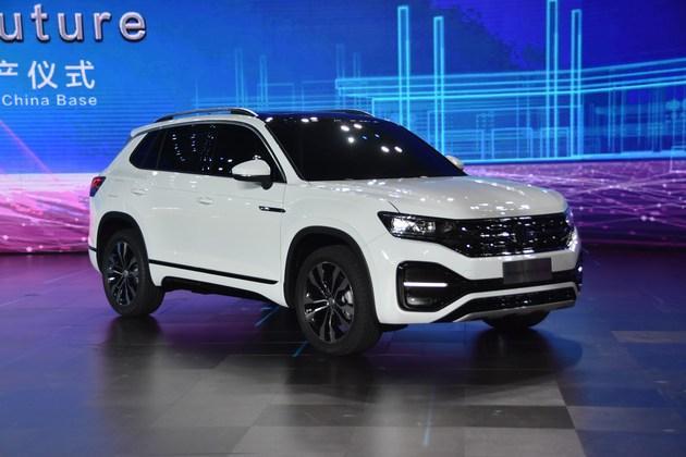 一汽-大众TAYRON将于9月19日发布 定位中型SUV