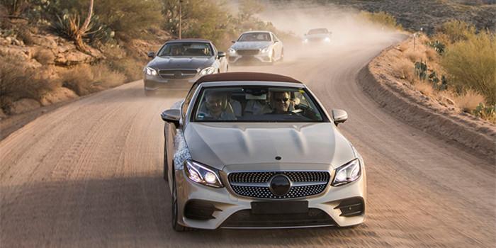 新款奔驰E级轿跑车上市 售价52.88万元起