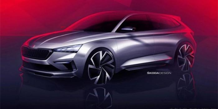 运动型Vision RS概念车全球首发