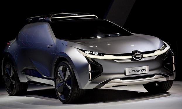 新车,广汽将重磅出席巴黎车展