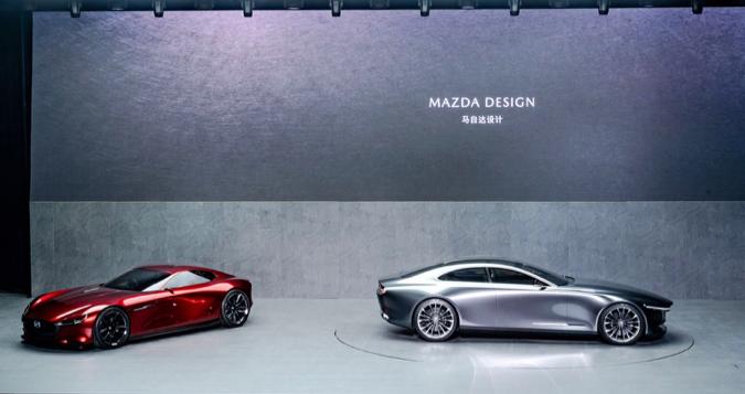 演绎造车艺术 马自达魂动设计再升级