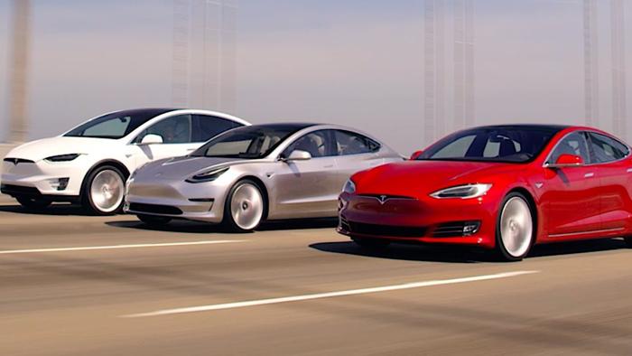 8月电动车销量: 特斯拉夺冠 中国品牌表现抢眼