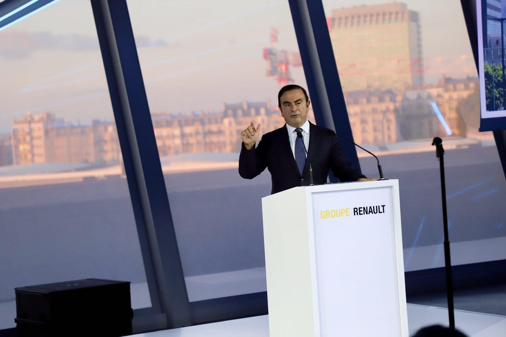 雷诺K-ZE电动车巴黎首发 将于明年在中国国产