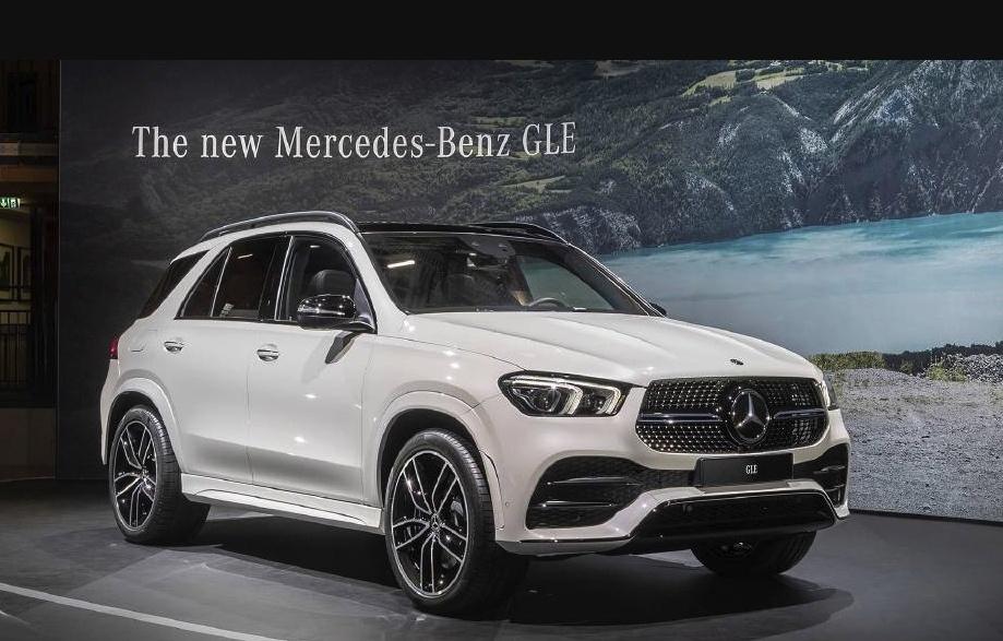 全新外观设计 全新一代奔驰GLE亮相巴黎车展