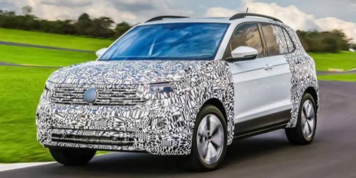 大众全新小型SUV 将于10月25日全球首发