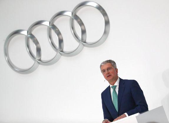 奥迪CEO因排放作弊被捕 大众集团正式宣布终止合同