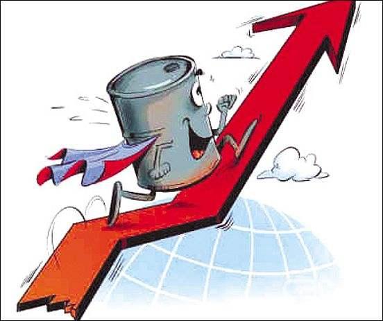 年内成品油调价窗口将开启 每吨约涨210元