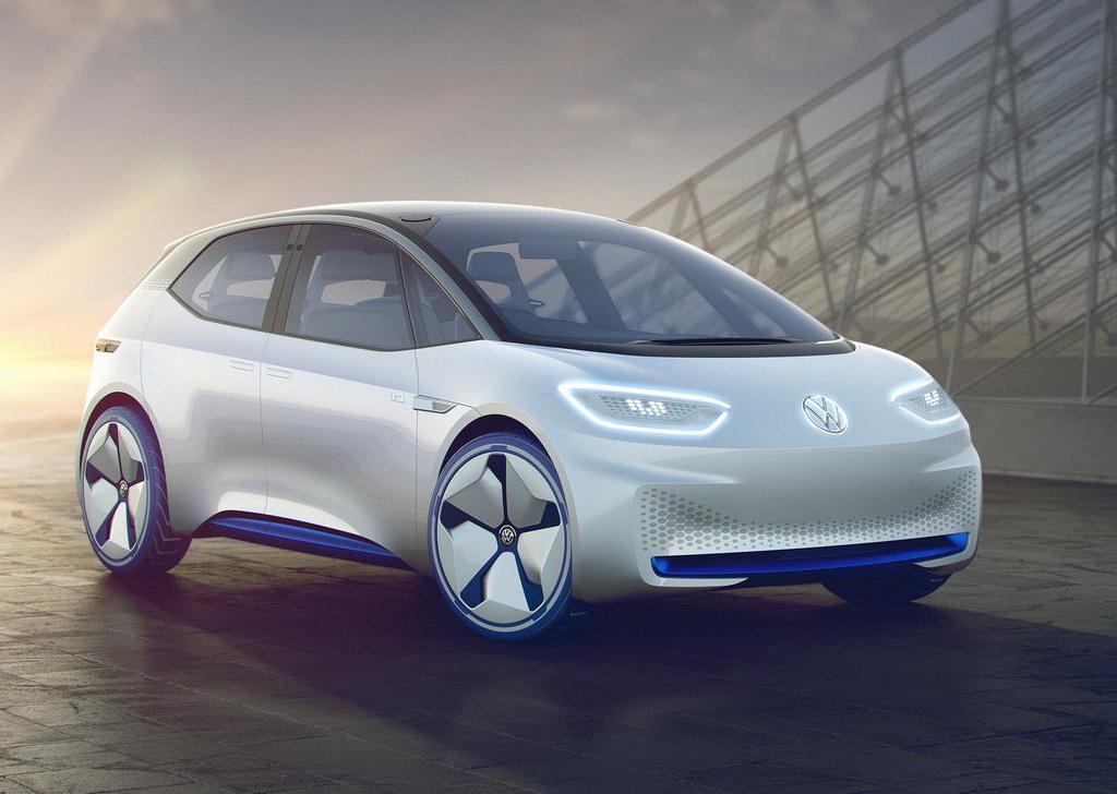 德国大众将开建上汽大众首个新能源汽车工厂