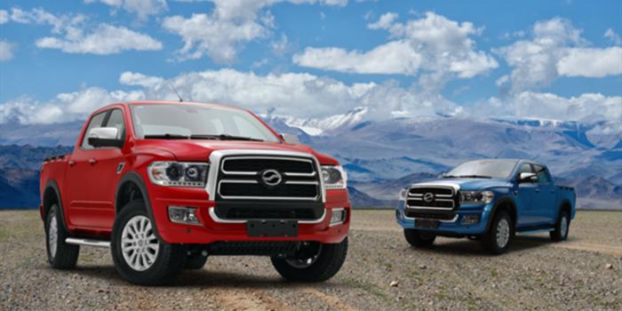 载2.5T柴油发动机 新款大领主12.98万元起售