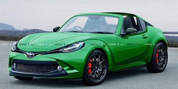 或以电动车形式推出 丰田计划复活MR2