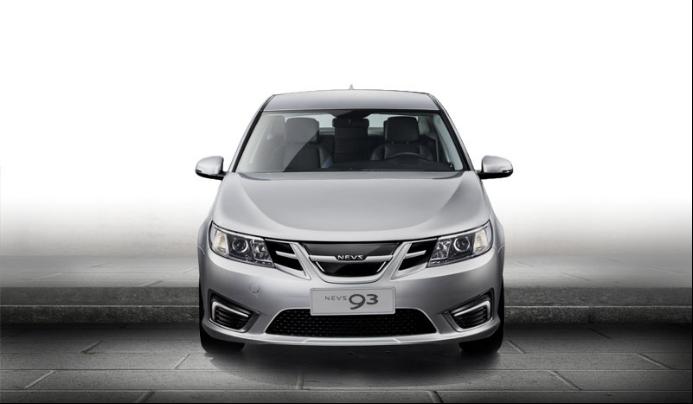 预售16.98万元 国能汽车93在京东商城开启预售
