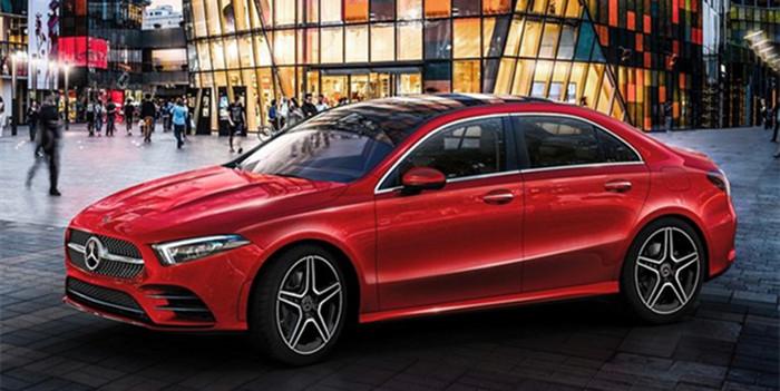 预售21.6-30.8万元 国产奔驰A级三厢开启预售