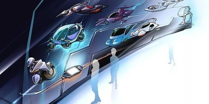 我们未来的出行方式将会是怎样的?