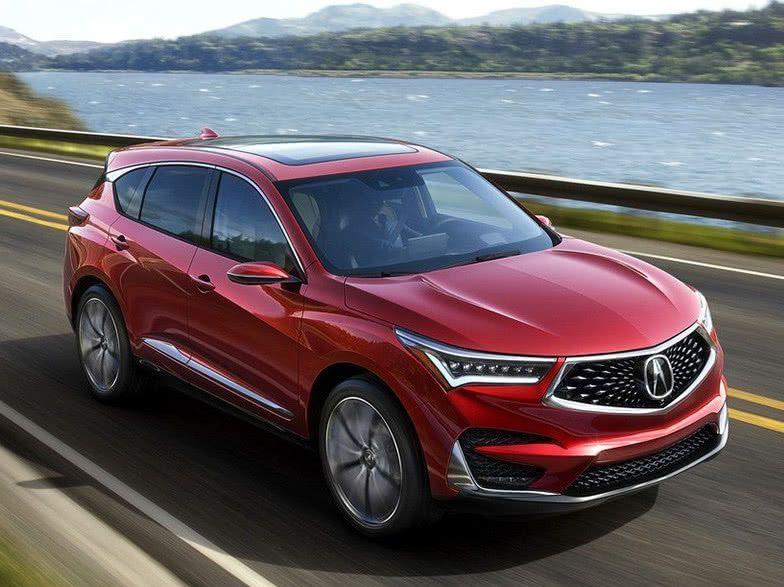 10月美国豪华品牌汽车销量排名,奔驰排名第一,奥迪排名第四